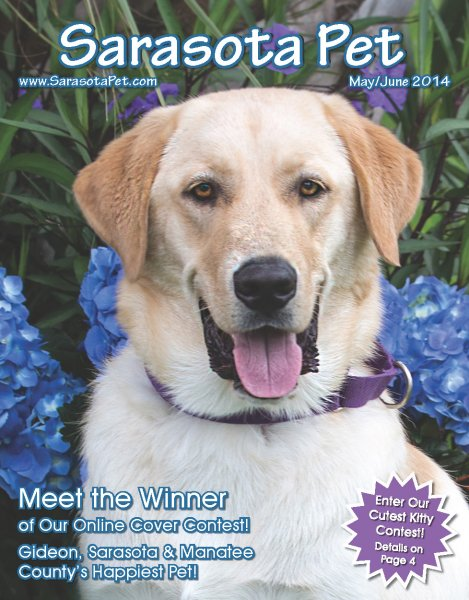 Sarasota Pet Cover - May-June 2014