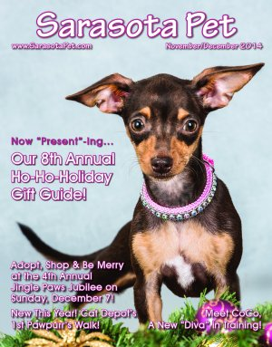 Sarasota Pet Cover - November-December 2014