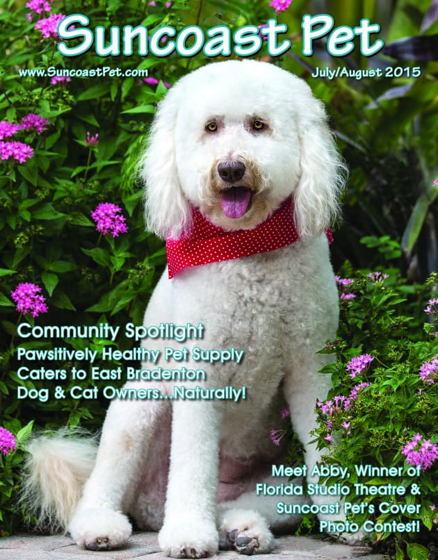 Suncoast Pet Cover - July-August